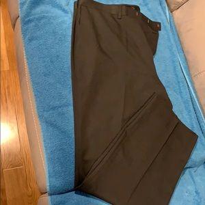 Claiborne men's dress pants in charcoal